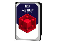"WD Red NAS Hard Drive WD20EFRX - Disque dur - 2 To - interne - 3.5"" - SATA 6Gb/s - mémoire tampon : 64 Mo - pour My Cloud EX2; EX4 WD20EFRX"