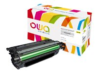 OWA - Jaune - remanufacturé - cartouche de toner (alternative pour : HP CE262A) - pour HP Color LaserJet Enterprise CP4025dn, CP4025n, CP4525dn, CP4525n, CP4525xh K15370OW