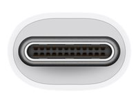 Apple USB-C-Digital-AV-Multiport-Adapter - Carte d'écran - USB de type C (M) pour HDMI, USB à 9 broches Type A, USB de type C (F) - pour MacBook MJ1K2ZM/A
