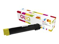 OWA - jaune - cartouche de toner (alternative for: Lexmark C950X2YG) K15912OW