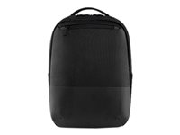 "Dell Pro Slim Backpack 15 - Sac à dos pour ordinateur portable - 15"" - noir sérigraphié - pour Latitude 5401, 5501, 7200 2-in-1, Precision Mobile Workstation 3540, 5540, 7540 PO-BPS-15-20"