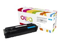 OWA - cyan - remanufacturé - cartouche de toner (alternative pour : HP CF401X) K15833OW